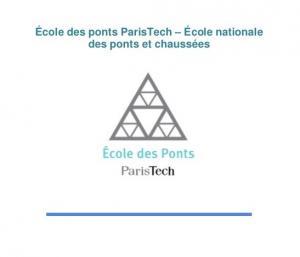 École des Ponts ParisTech (FRANCE)