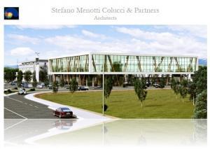 STEFANO MENOTTI COLUCCI & PARTNERS  ARCHITECTS