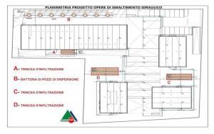 D.L. OPERE DI DRENAGGIO EDIFICI RESIDENZIALI, COMMERCIALI E AMMINISTRATIVI (CASLANO)