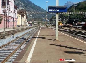 PROGRAMMA BZU23 SUD - PROGETTO RINNOVO STAZIONE DI BIASCA (FFS)
